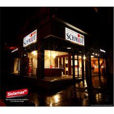 San Sebastian Schmidt Kitchens by Sistemas TM