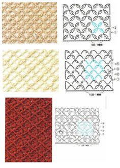 Very nice chrochet patterns