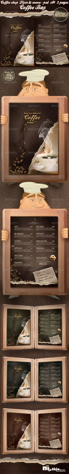 40 Beautiful Restaurant Menu Templates and Designs - Design - cafe menu templates free download