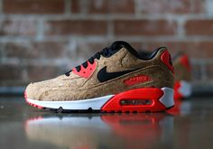 "Nike Air Max 90 ""Cork"" Is Releasing on April 24th - SneakerNews.com"