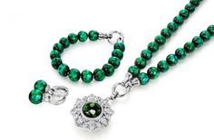 Emerald City coming soon! Featuring hand crafted Murano style gems this collection is set to be a bestseller.