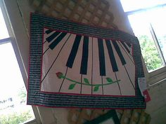 1000+ images about Music Quilt on Pinterest Piano, Keyboard and Piano keys