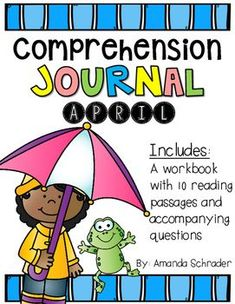 Are you looking for a way to help your students improve their comprehension and writing skills? If so, this resource is just what you are looking for! It is a packet that includes 10 short, April/spring themed reading passages. There are 7 fiction and 3 non-fiction. Each passage includes 2-3 questions for students to respond to. The best part is that it is common core aligned!