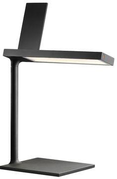 Phillipe Starck's new lamp design - The D'E-Light LED Table Lamp
