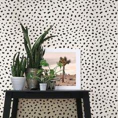 Cheetah Leopard Allover Spots Wall Stencil for Animal Print Decor – Royal Design Studio Stencils Wallpaper Stencil, Stencil Painting On Walls, Diy Painting, Stenciling Walls, Tribal Wallpaper, Pattern Wallpaper, Geometric Stencil, Geometric Wall, Art Furniture