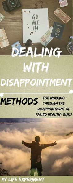 A life worth living requires taking healthy risks and with risk can come possible disappointment. Here are some tips for dealing with disappointment. Self Development, Personal Development, Feeling Let Down, Emotional Resilience, Stress Quotes, Mental Health Resources, Spiritual Health, Anxiety Relief, Coping Skills