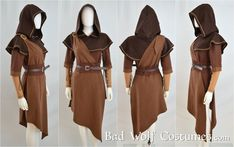 Slightly updated version of my first Skyrim-inspired costume, available in my Etsy shop: www.etsy.com/listing/228352291…