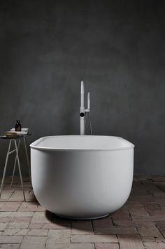 Beautiful, voluptuous tub from Prime collection by Norm Architects