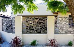 Fachadas e Muros - Arquitetura e Casa