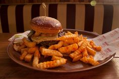 forresters cheese burger
