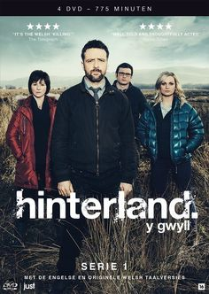 Hinterland - Serie 1, Richard Harrington, Mali Harries & Hannah Daniel...