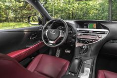 Lexus RX450h interior #lexus #hybrid #suv #interior more: http://premiummoto.pl/08/26/lexus-rx450h-nasza-sesja