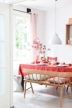 RED // Die neusten Deko-Trends findet ihr bei uns in der #EuropaPassage! #tohus #EuropaPassageHamburg #interior #deko #gemütlich #home