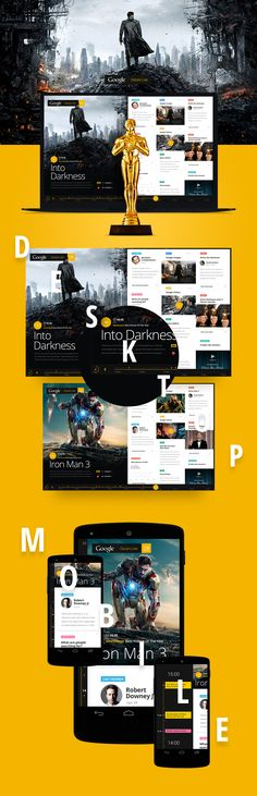 Saved onto Web Design Collection in Web Design Category Mobile Web Design, App Design, Layout Design, Banner Design, Web Movie, Web Design Examples, Robert Downey, Wordpress, Ui Web