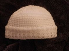Free Crochet Newborn Baby Hat Patterns