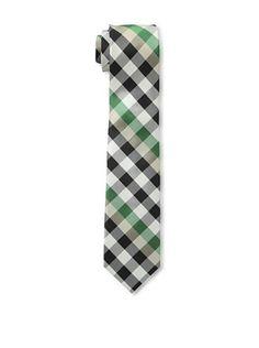 47% OFF Ben Sherman Men's Gingham Tie, Green