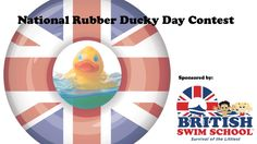 Check out our National Rubber Ducky Day Contest to win and learn!