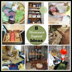 8 Montessori Inspired Ideas for Play & Learning - Mummy Musings and Mayhem