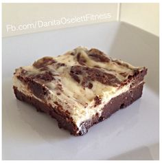 Low Carb Cheesecake Brownie