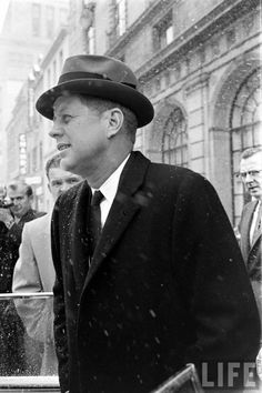 Pre Inauguration Date taken: 1961 Photographer: Paul Schutzer