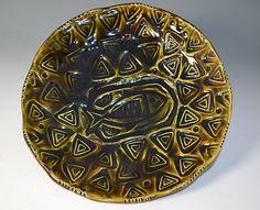 Porcelain Platter. $45.00, via Etsy.