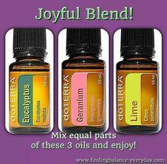 Joyful blend