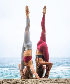 Standing Split #inspiration ✨✨ @nwoy, @yoga_ky & @aloyoga.. Thanks -IG/yogainspiration