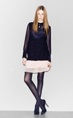 Fall Winter 2012 Woman Collection - Look 10