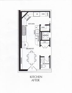 galley kitchen floor plan 1 bedroom apartment floor plans 500 sf du apartments 3701