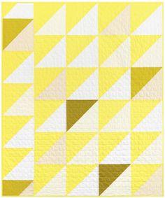 = free pattern = Trip the Light designed by Heather Jones. Robert Kaufman Fabrics.