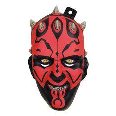 Máscara Darth Maul Star Wars Rubies