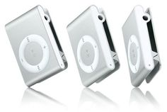 iPod Shuffle. - I actually have this.. and like the shuffle cause it is small.. clips on to clothing.  Not very complicated to use!