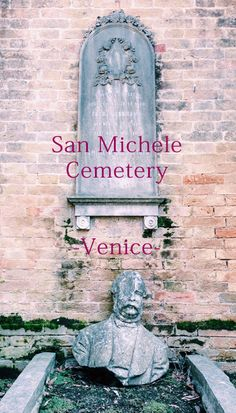 Venice islands: exploring the most underrated ones  || Read my blogpost here: http://www.blocal-travel.com/cemetery/venice-islands/