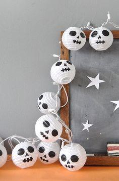 DIY Paper Lantern Sk