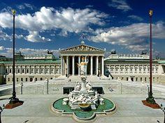 Parlamento de Viena, Austria