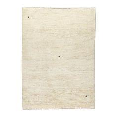 IKEA - PERSISK GABBEH, Matto, korkea nukka, Jokaisessa matossa on ainutlaatuinen, perinteinen persialainen kuvio.Matto on käsin solmittu ja yksilöllinen.Itämaisten solmujen ja korkealuokkaisen villan ansiosta matto on erityisen kestävä.Pitkäkuituinen villa on erityisen kestävää, nukkaa vähän ja antaa matolle kauniin, luonnollisen kiillon.Villamatto hylkii likaa luonnostaan ja kestää kulutusta.Tiheä ja paksu nukka vaimentaa ääntä ja tuntuu pehmeältä jalan alla.
