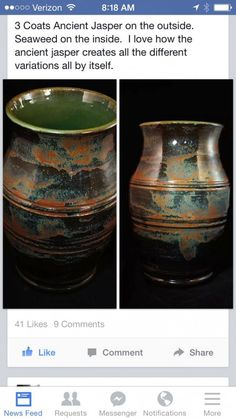 Try this #diypottery #diy #pottery #recipe