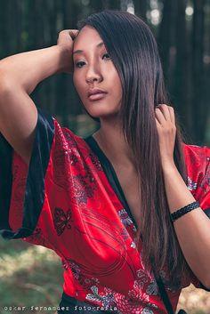 Xiya by Oskar Fernandez on 500px