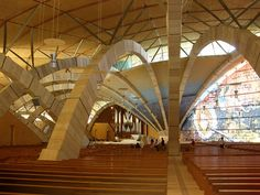 Renzo Piano. Pilgrimage church