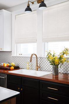 28 best black and white backsplash images tiles mosaic tiles tiling rh pinterest com