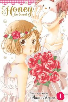 Honey So Sweet, Vol. 1 by Amu Meguro (YA FIC Meguro - Graphic Novels). Little did Nao Kogure realise back in middle school that when she left an umbrella and a box of bandages in the rain for injured delinquent Taiga Onise that she would meet him again in high school. Nao wants nothing to do with the gruff and frightening Taiga, but he suddenly presents her with a huge bouquet of flowers and asks her to date him - with marriage in mind! Is Taiga really so scary, or is he a sweetheart in…