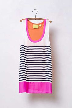 Anthropologie - Striped Persephone Tank