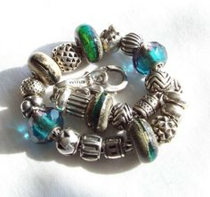 Old Earth bracelet from a great collector! Find your retired beads! http://www.trollbeadsgallery.com/categories/Retired-Trollbeads/