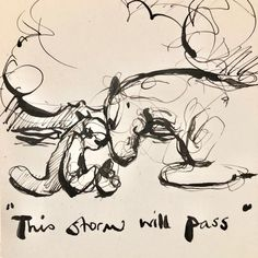this storm will pass (by Charlie Mackesy) Love Words, Beautiful Words, Charlie Mackesy, The Mole, Horse Quotes, Horse Drawings, Horse Art, Horse Horse, Positive Quotes