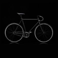 Svart Bicycle by BikeID for MoMA store