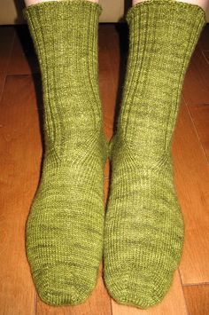 these are knit from toe up, both socks at a time on one circular needle