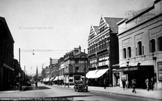 Photo of Barrow In Furness, Duke Street 1934 Barrow In Furness, Travel Pictures, Old Houses, Old Photos, Duke, Street View, Urban, Island, Travel Photos