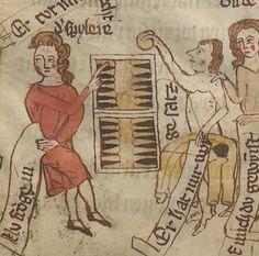 Welscher Gast (Erl) Thomasin <Circlaere> Heilsbronn (?), 14. Jh. B7 Universitätsbibliothek Erlangen-Nürnberg  Folio 2r