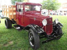 1929 Ford 3/4 Ton V8 truck