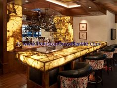 Eclectic Home Bar Area Design, Pictures, Remodel, Decor and Ideas - page 9 Bar Counter Design, Home Bar Areas, Modern Home Bar, Rustic Modern, Decoration Chic, Media Room Design, Home Bar Designs, Light In, Bar Lighting
